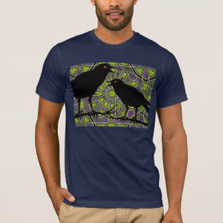 TWO CROWS DESIGN T-SHIRT