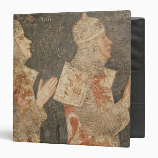 Two crusaders of the Minutolo family Binder