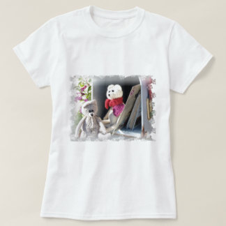 Two curios mice T-Shirt