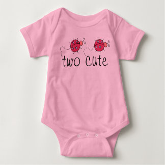 Two Cute and T-shirts