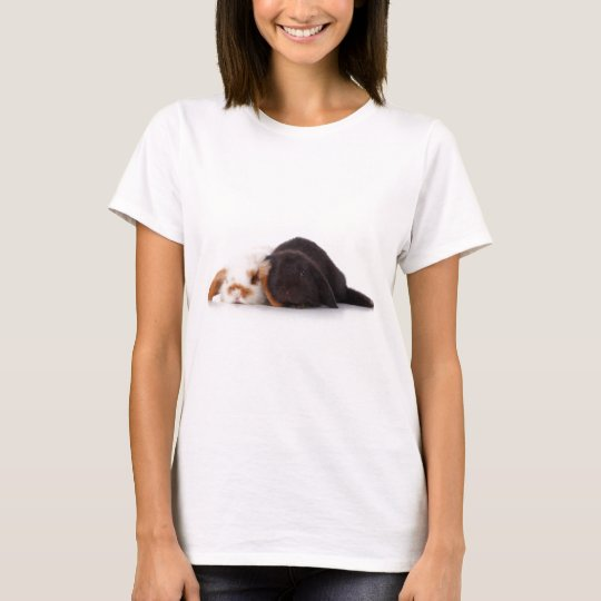 Two cute baby bunnies T-Shirt