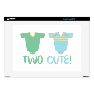 Two Cute Decal For Laptop