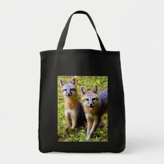 TWO CUTE FOR WORDS TOTE BAG