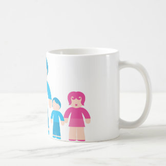 Two dads male Gay couple Family Mugs