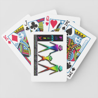 Two Dads Rainbow Family Playing Cards