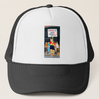 Two dads trucker hat