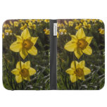 Two Daffodil Flowers Kindle Cases