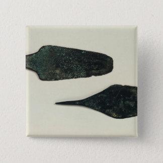 Two daggers, 2000-1800 BC Pinback Button