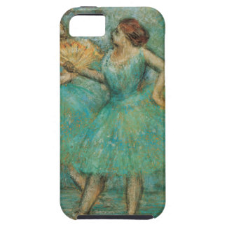 Two Dancers by Edgar Degas iPhone SE/5/5s Case