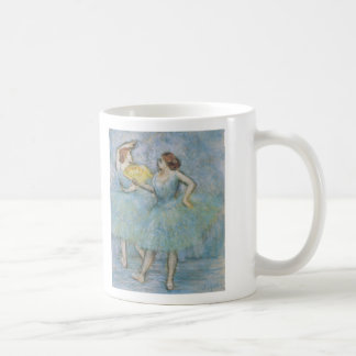 Two dancers - Edgar Degas Coffee Mugs