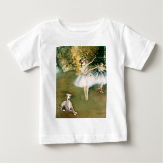 Two Dancers - Whippet #2 Baby T-Shirt