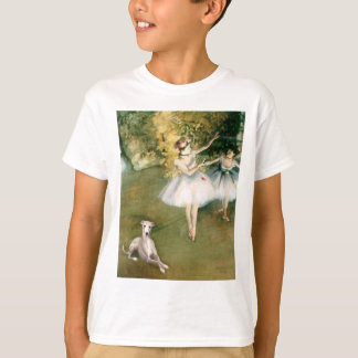 Two Dancers - Whippet #2 T-Shirt