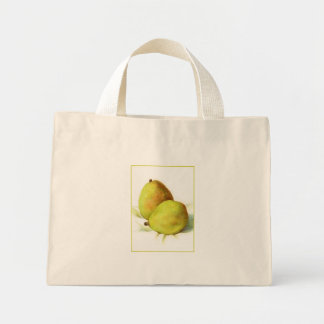 Two D'Anjou Pears Tiny Tote
