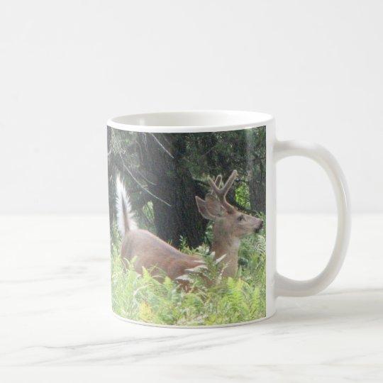 Two Deer Coffee Mug