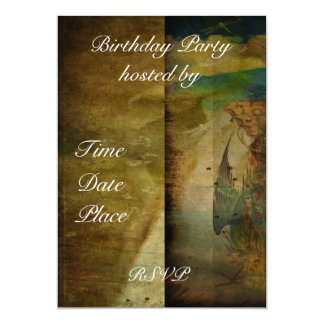 Two Delicate Screens Card