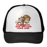 Two Diets Hat