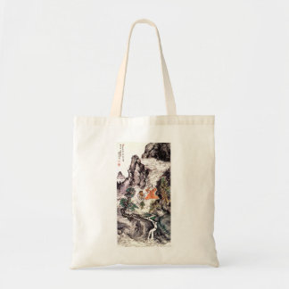 Two Divinities Dancing c. 1924 Japanese Painting Tote Bag