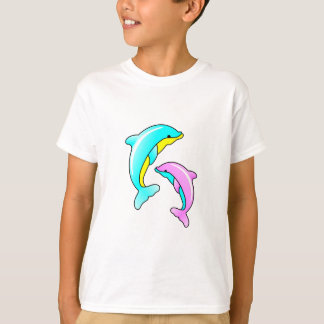 Two Dolphins T-Shirt