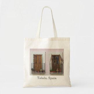 Two Doorways in Toledo, Spain Tote Bag