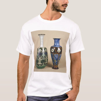 Two Doulton vases by Eliza Simmance, c.1880 T-Shirt