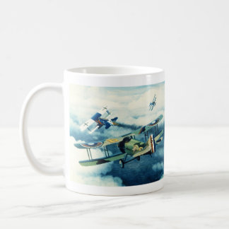 Two Down to Glory by William S. Phillips Coffee Mug