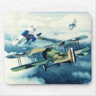 Two Down to Glory by William S. Phillips Mouse Pad