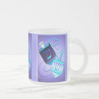 Two Dreidels-Happy Spinning Mug