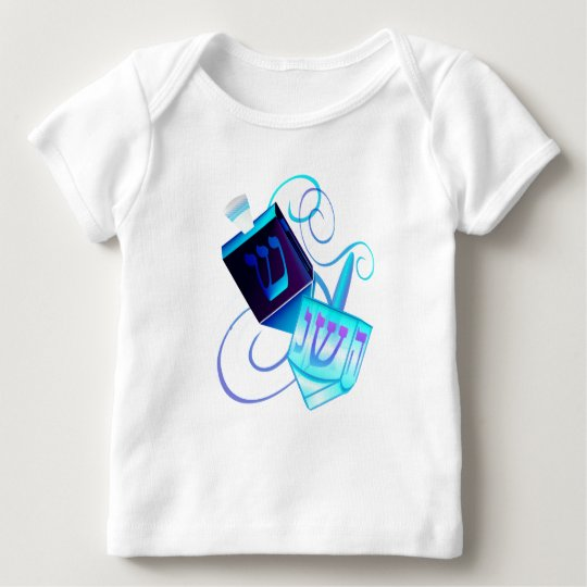 Two Dreidels-Happy Spinning Shirts