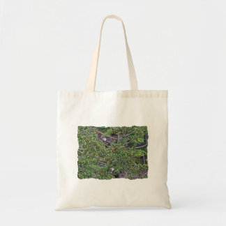 Two Eagles in an Evergreen Tree Tote Bag