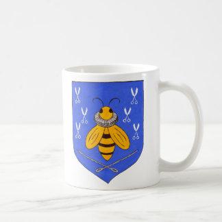 Two EC Bees mug
