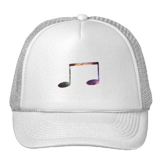 Two eighth nebula 1 notes mesh hats