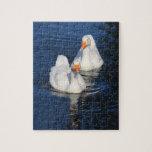 Two Emden Geese II Jigsaw Puzzles