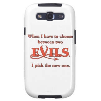 Two Evils Samsung Galaxy S3 Case