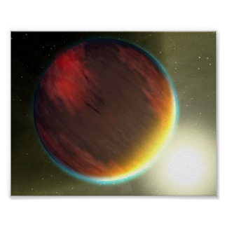 Two Extrasolar Planets Poster