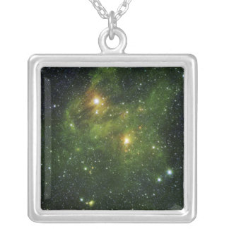 Two extremely bright stars custom jewelry