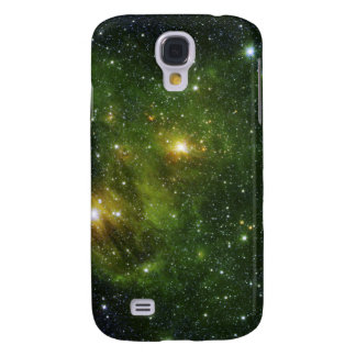 Two extremely bright stars galaxy s4 covers