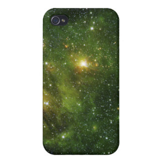 Two extremely bright stars iPhone 4 covers