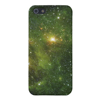 Two extremely bright stars iPhone 5 cover