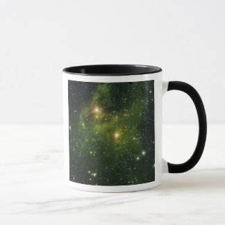 Two extremely bright stars mug