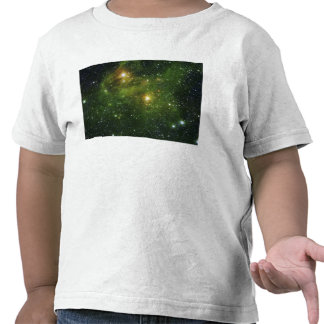 Two extremely bright stars tshirts