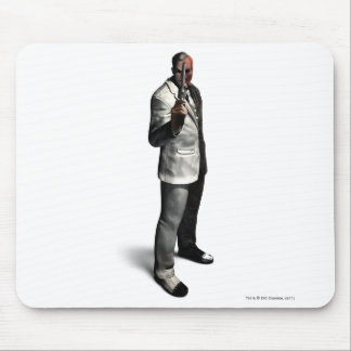 Two-Face Color Mouse Pad