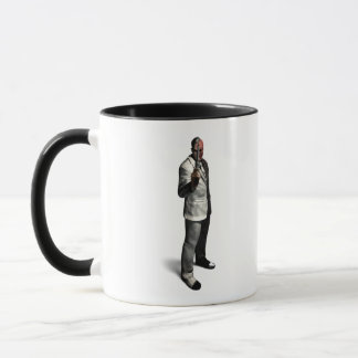 Two-Face Color Mug
