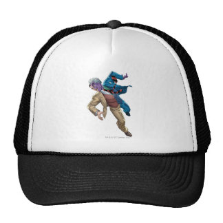 Two Face Falls Trucker Hat