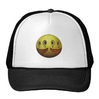 Two Face Grin Trucker Hat