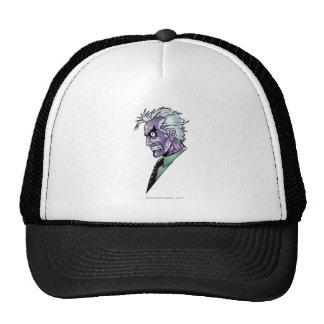Two Face Profile Trucker Hat