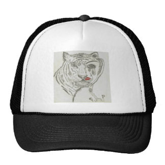 Two Face Tiger Trucker Hat