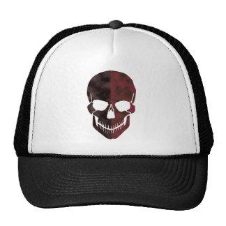 Two Faced Skeleton Trucker Hat