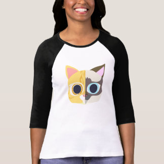 two faces of a cat T-Shirt