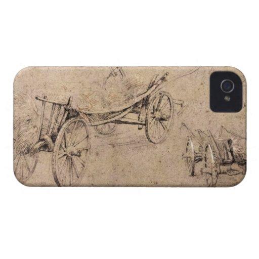 Two farm wagon by Paul Rubens Blackberry Cases