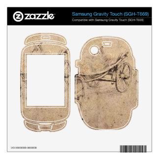 Two farm wagon by Paul Rubens Samsung Gravity Touch Skins